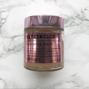 Other - Coop+Daisy Watermelon Glitter Hydrating Mask